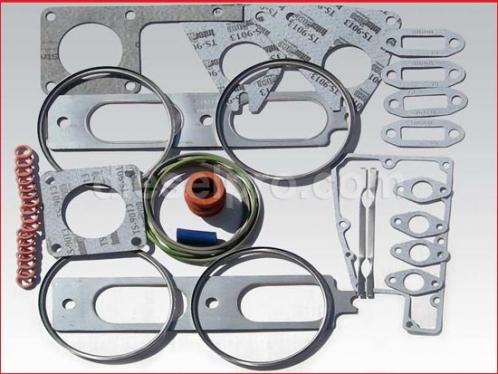 Head gasket kit for Detroit Diesel engine 8V92 and 16V92