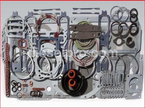 Overhaul gasket kit for Detroit Diesel engine 8V92