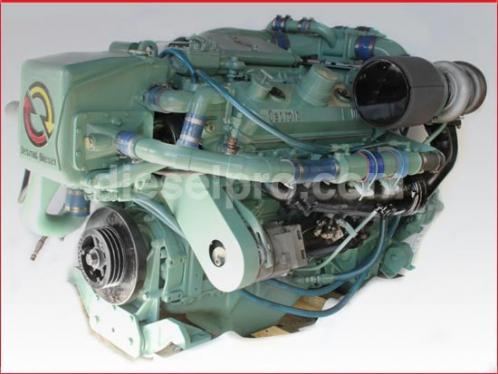Detroit Diesel Turbo Marine Engine 8V92