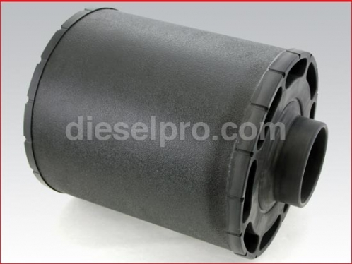Air cleaner 3 inch diameter and 11 inch high for Detroit Diesel engine