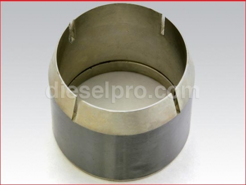 Vibration damper cone for Detroit Diesel engine,
