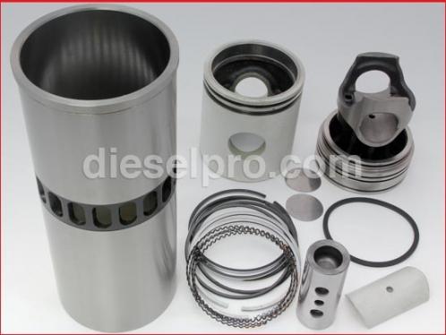 Cylinder kit for Detroit Diesel engine - Oversize 010
