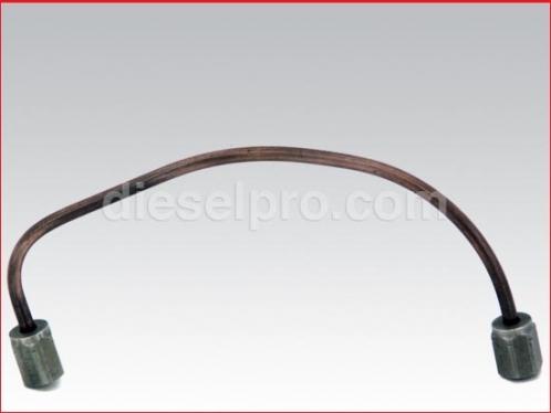 DP- 5154013 Fuel line for HV Detroit Diesel injector type