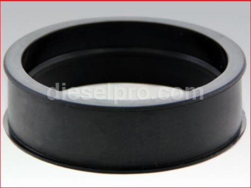 Blower dive cover hose for Detroit Diesel engine 2.75  x .95 inch