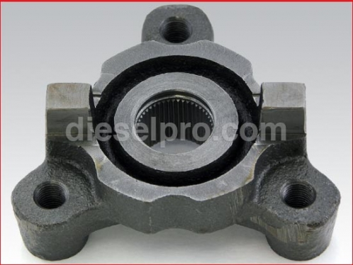 Blower accesory drive hub for Detroit Diesel engine