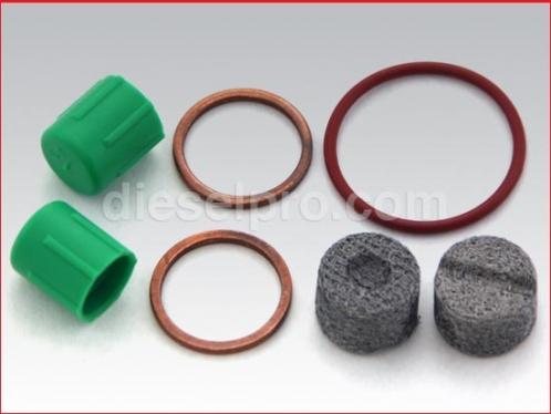 Service kit for Detroit Diesel injector