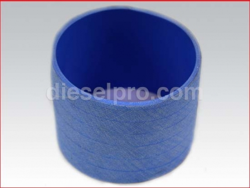 Intercooler hose for Detroit Diesel - 3 1/8 inch