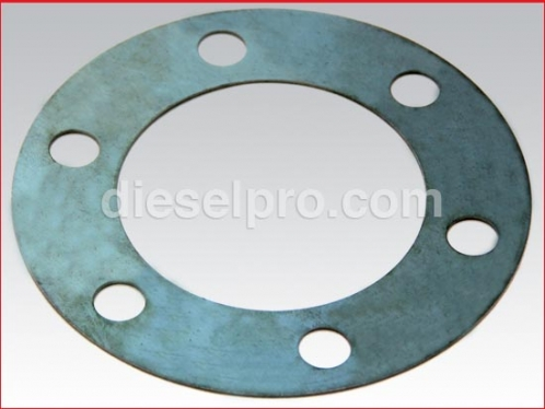 Blower coupling hub plate for Detroit Diesel engine