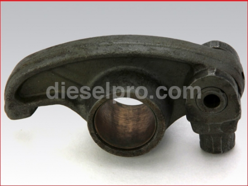 Rocker arm for Detroit Diesel engines  - Injector
