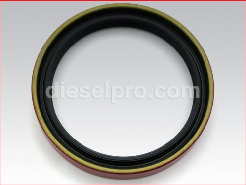 Crankshaft seal, standard - double lip
