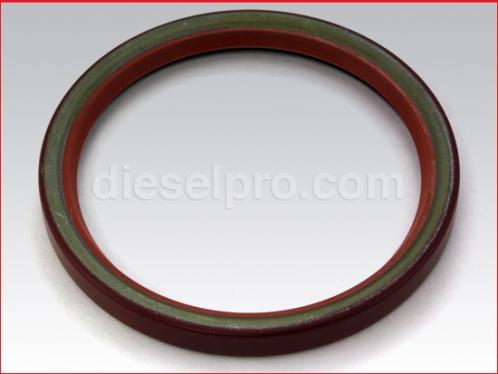Crankshaft seal, oversize - single lip