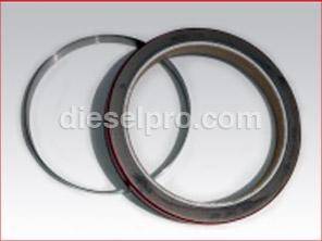 Front crankshaft seal for Detroit Diesel engine series 149