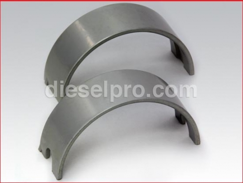Shell set for Detroit Diesel engine series 149 connecting rod