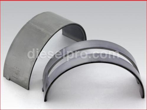 Crankshaft bearing set for Detroit Diesel series 149 - standard.