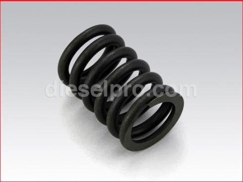 Valve spring for Detroit Diesel engines 8V149, 12V149, 16V149