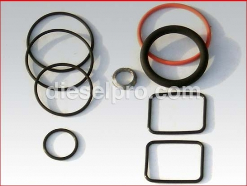 Injector O ring kit for Detroit Diesel engine series 60