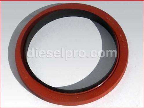 Rear crankshaft seal  and sleeve for Detroit Diesel series 60