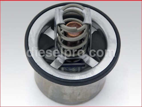 Thermostat for Detroit Diesel series 60 - 180 degrees