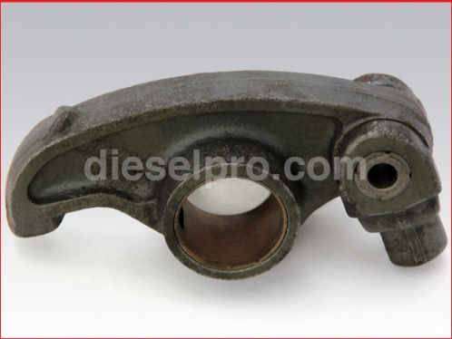 Rocker arm for Detroit Diesel engine series 71, 92 - left hand