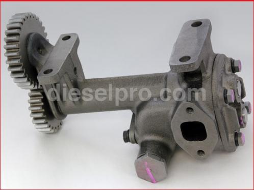 5175980 Oil pump for Detroit Diesel engine series 71 - Rebuilt