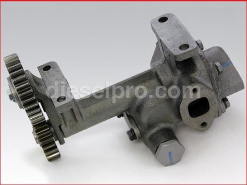 5175984 Oil pump for Detroit Diesel engine series 71 - Rebuilt