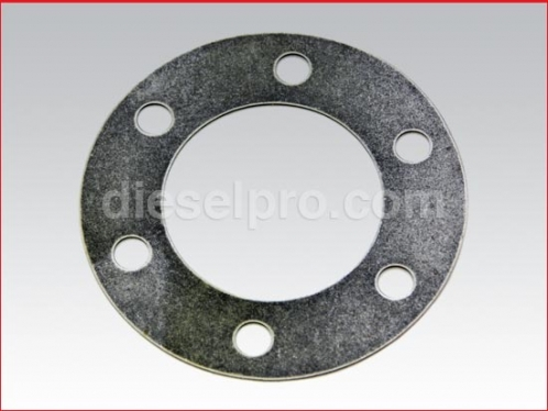Blower coupling hub plate for 29 spline shaft