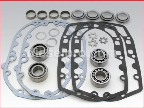 Blower repair kit for Detroit Diesel engine series 92