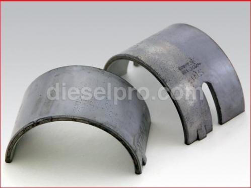 Shell set for Detroit Diesel connecting rod - standard