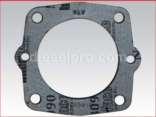 Gasket for thermostat housing for Detroit Diesel engine