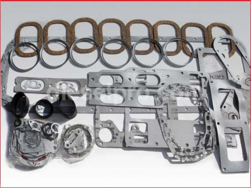 Detroit Diesel Overhaul Gasket Kit for 6-71