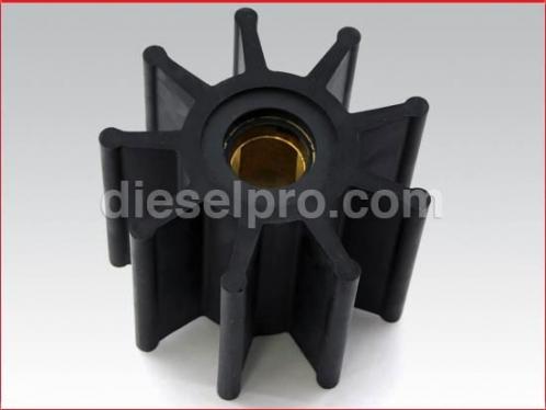 Impeller for Detroit Diesel marine engine