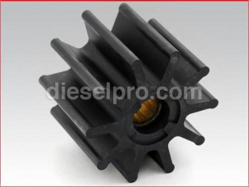 Impeller for Detroit Diesel engine water pump