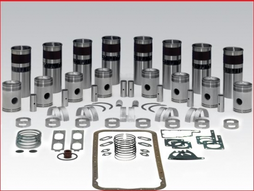 Rebuild kit for Detroit Diesel 453 natural engine