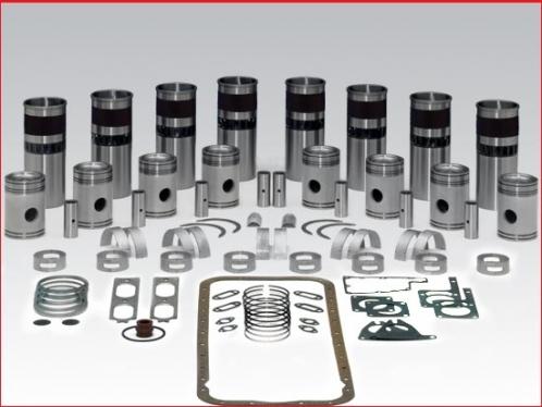 Rebuild kit - Detroit Diesel 6V92 engine natural