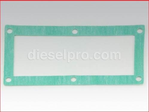 Intercooler gasket for Detroit Diesel 6-71, 12V71, 12V92