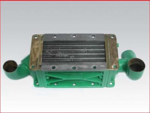 Detroit Diesel Intercooler for Marine Engine - Rebuilt