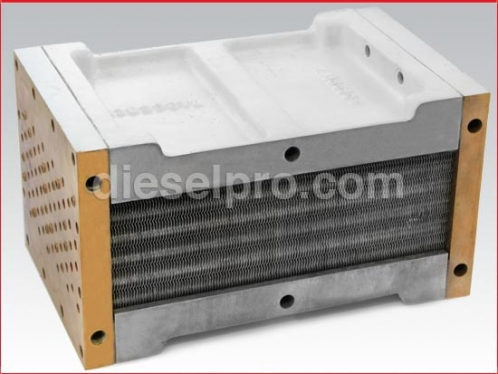 Detroit Diesel Intercooler - Rebuilt