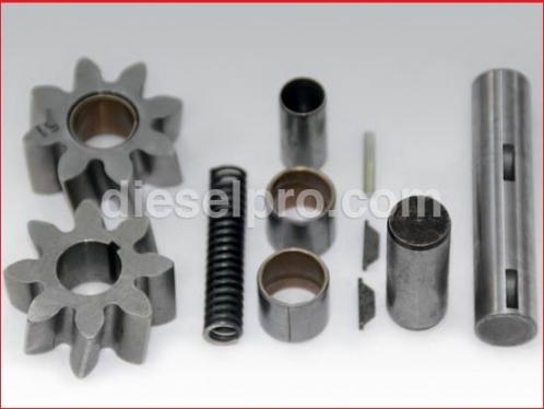 Oil pump repair kit for Detroit Diesel engine