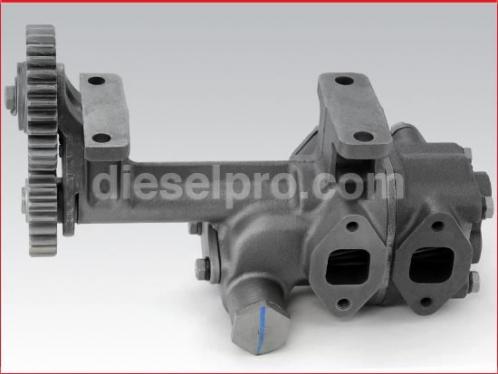 Detroit Diesel Oil Pump for 371,471,671 - rebuilt