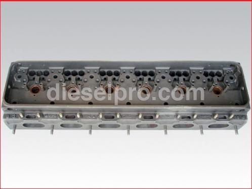 Cylinder head bare rebuilt for Detroit Diesel engine