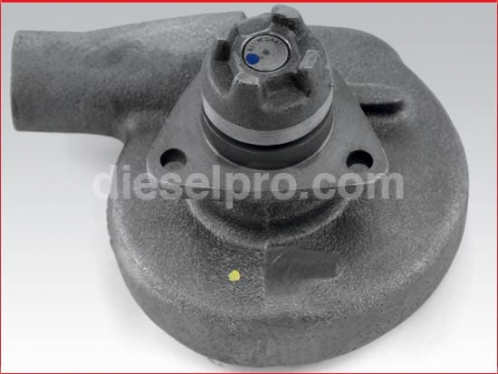 Detroit Diesel Fresh water pump for 371, 471 and 671 natural