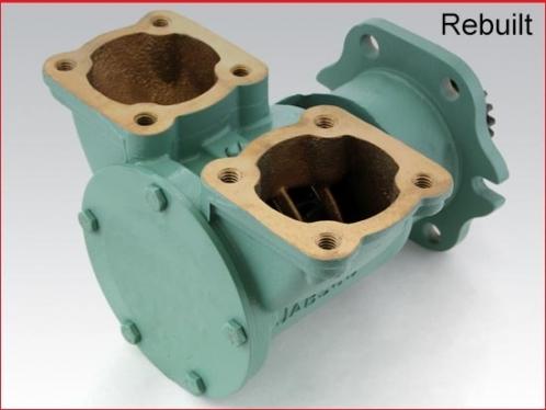 Detroit Diesel Raw, sea water pump - Rebuilt