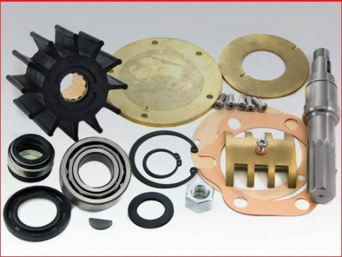 Detroit Diesel Raw water pump repair kit 6V53, 6V71, 671, 6V92, 453
