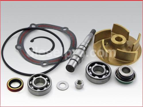 Detroit Diesel Fresh water pump repair kit for 6V71,8V71, 6V92, 8V92