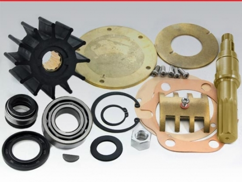 Detroit Diesel Raw water pump repair kit for 671, 8V71, 8V53, 12V71, 8V92