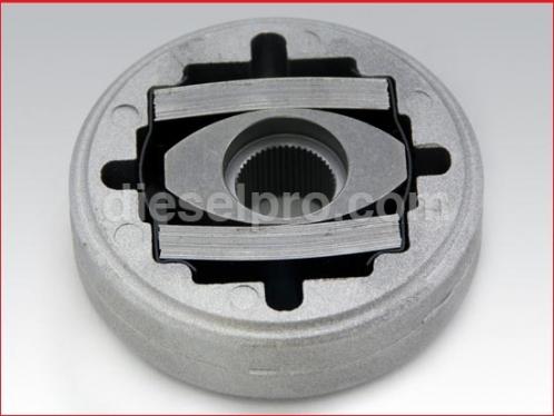 Blower coupling for Detroit Diese engine series 53