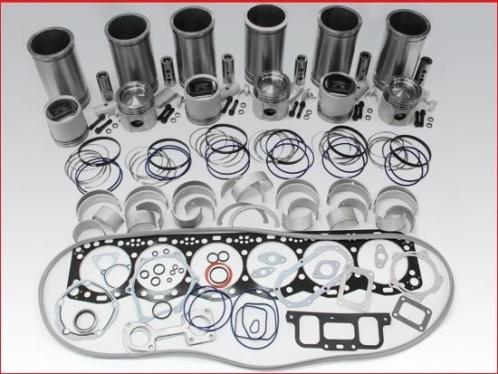 DPS60 OVERHAUL rebuild Kit, Detroit Diesel series 60 - Complete