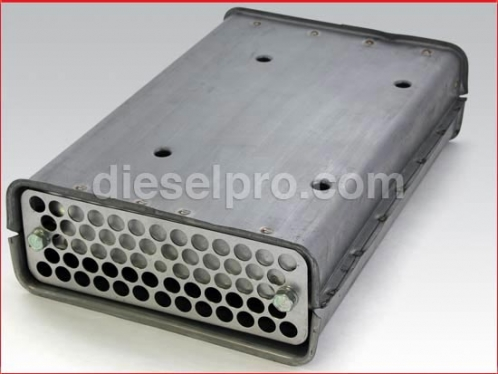 Detroit Diesel Marine silencer for engine 4-71,8V71,16V71,8V92,16V92, 8V53