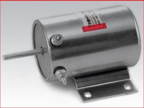 Detroit Diesel Shutdown Solenoid - 12 volts