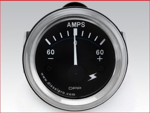 Ammeter - Heavy Duty - 2 inch dia